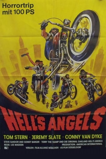 Poster of Hell's Angels '69
