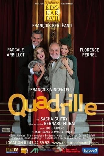 Poster of Quadrille