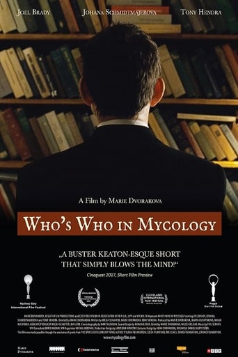 Poster of Who's Who in Mycology