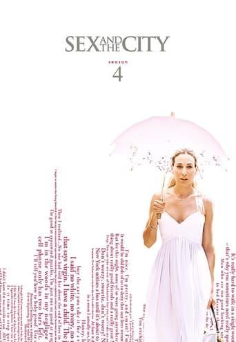 Sex and the City 4ª Temporada - Poster