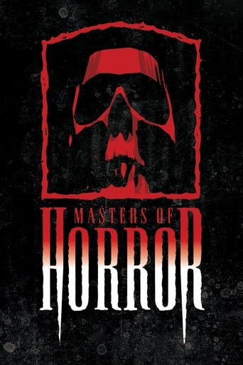 Masters of Horror Brent Stait  - Unknown