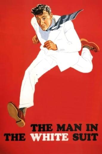 Der Mann im weißen Anzug