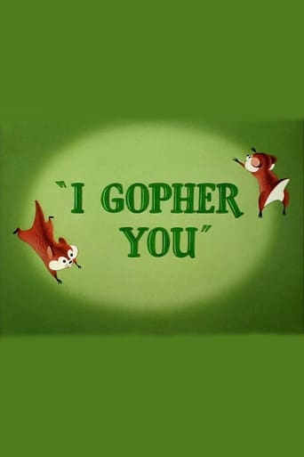 Poster of I Gopher You