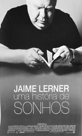 Poster of Jaime Lerner - Uma História de Sonhos