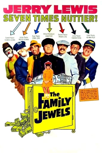 Poster of The Family Jewels
