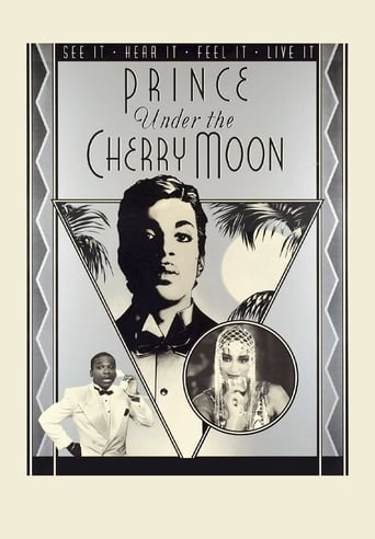 Poster of Under the Cherry Moon