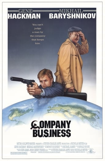 Poster of Company Business