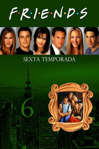 Friends 6ª Temporada - Poster