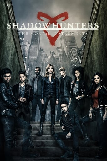 Poster of Shadowhunters