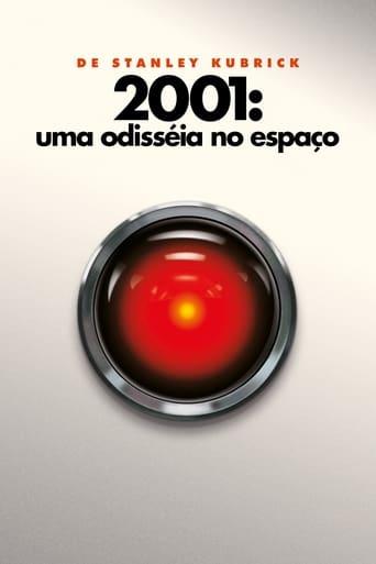 2001: Uma Odisséia no Espaço - Poster