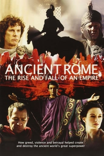 Poster of Ancient Rome: The Rise and Fall of an Empire