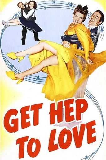 Poster of Get Hep to Love