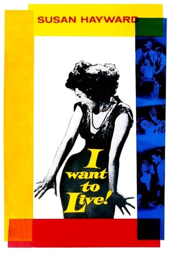 Poster of I Want to Live!