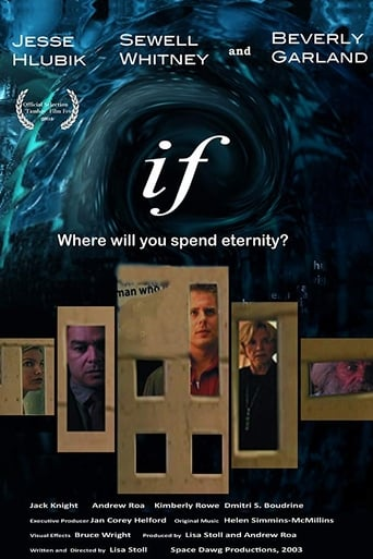 Poster of If