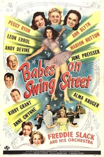 Watch Babes on Swing Street 1944 full online free