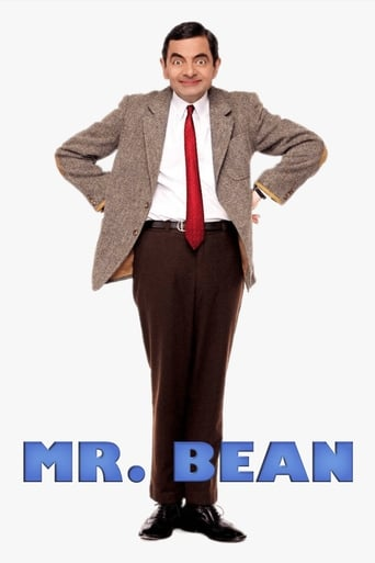Poster of Mr. Bean