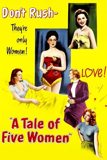 Poster of A Tale of Five Cities