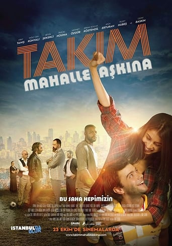 Poster of Takim: Mahalle Askina!
