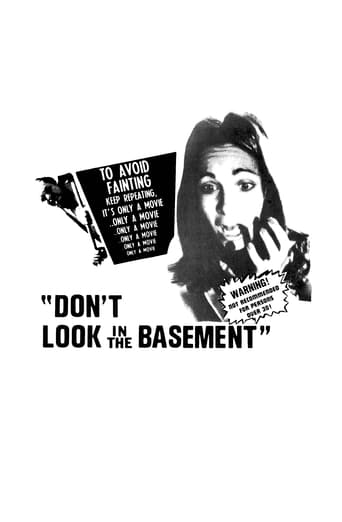 Poster of Don't Look in the Basement