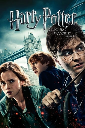 Assistir Harry Potter e as Relíquias da Morte - Parte 1 online