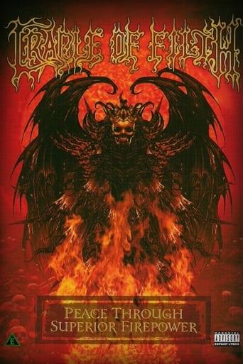 Cradle Of Filth: Peace Through Superior Firepower
