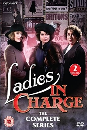 Poster of Ladies in Charge