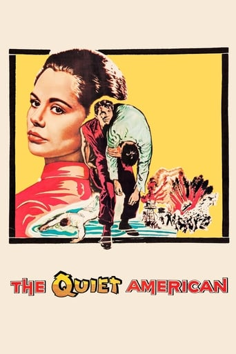 Poster The Quiet American