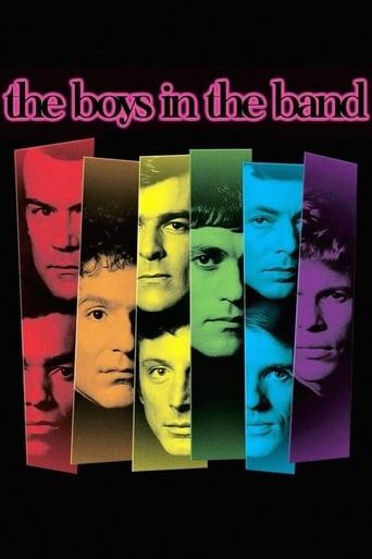 Poster of Los chicos de la banda