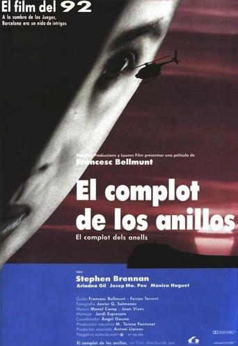 Poster of El complot dels anells