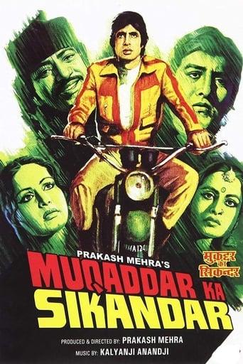 Watch Muqaddar Ka Sikandar Online Free Putlocker