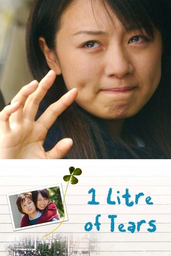 Poster of 1 Litre of Tears