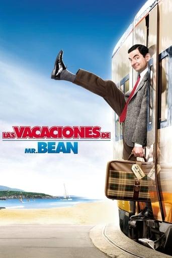Poster of Las vacaciones de Mr. Bean