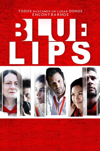 Poster of Blue Lips