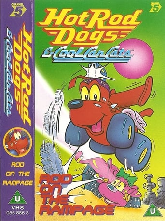 Poster of The Hot Rod Dogs and Cool Car Cats