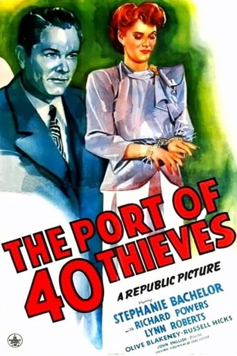 Poster of The Port of 40 Thieves