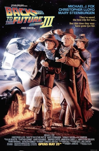 Atgal į ateitį 3 / Back to the Future Part III (1990)