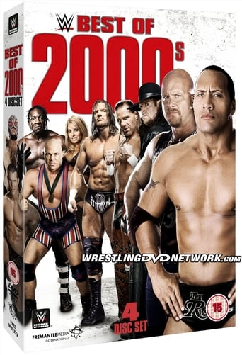 Poster of WWE: Best of the 2000's