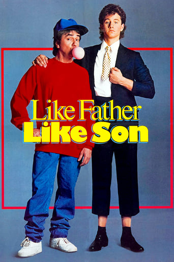 Poster of Like Father Like Son