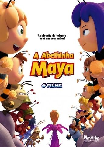 A Abelhinha Maya: O Filme - Poster