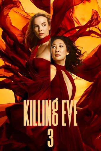 Killing Eve Dupla Obsessão 3ª Temporada - Poster