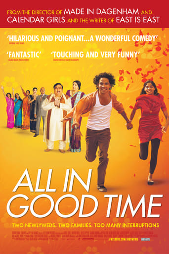 Poster of All in Good Time