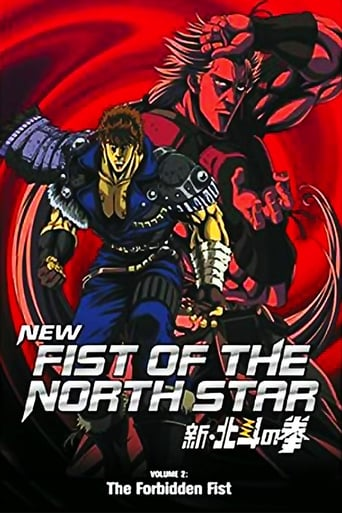 Poster of New Fist of the North Star: The Forbidden Fist