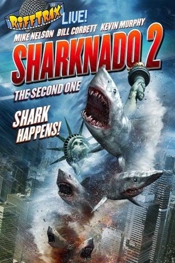 Watch RiffTrax Live: Sharknado 2 Online Free Putlockers
