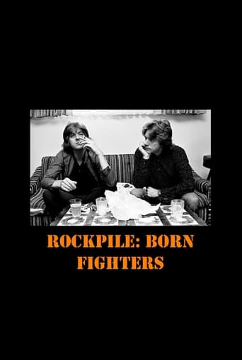 Poster of Rockpile: Born Fighters