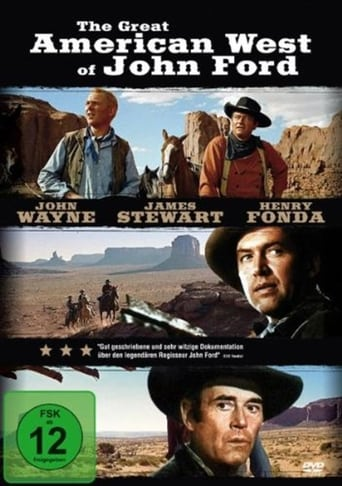 Poster of The American West of John Ford
