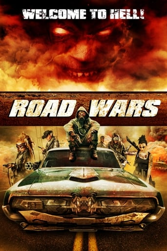 Poster of Road Wars