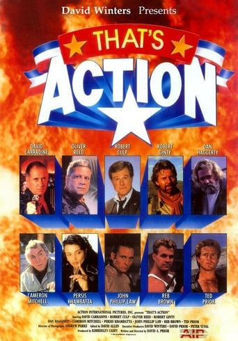 Poster of That's Action
