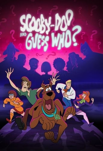Poster of Scooby-Doo and Guess Who?