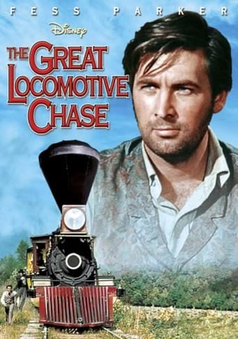 'The Great Locomotive Chase (1956)