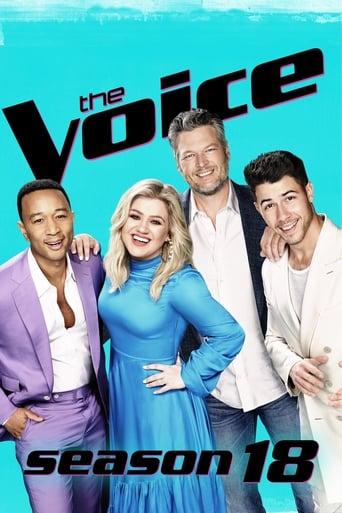 The Voice 18ª Temporada - Poster